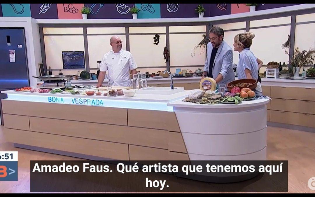 Paella valenciana en directo en À Punt